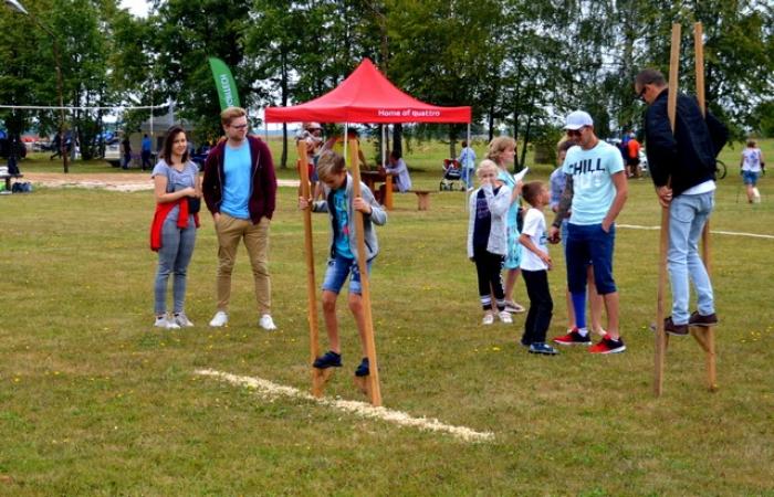 Dunikas pagasta 100gades sporta svētki