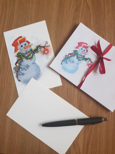 Ziemassvētku pasts Rucavas novadā
