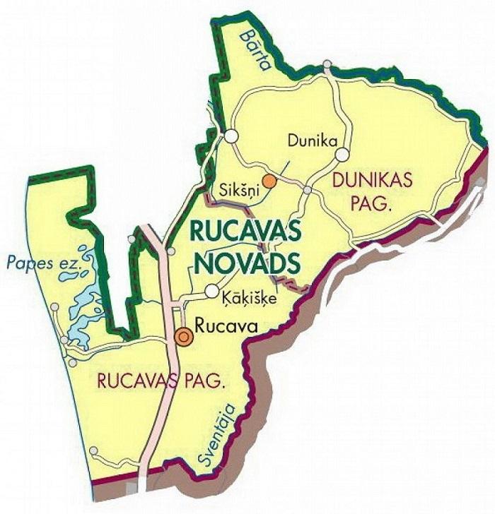 NOVADA RAKSTUROJUMS